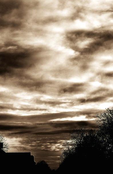 Sky Blue Landscapes Vapors Nature Light Bright Clo
