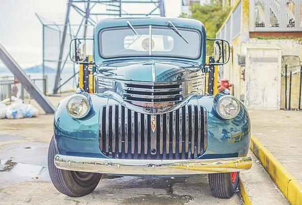 Oldtimer Traffic Carriage Transportation Vehicle C