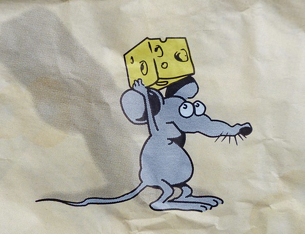 Mouse Stolen Taken Cheese Three Cheese High Comic