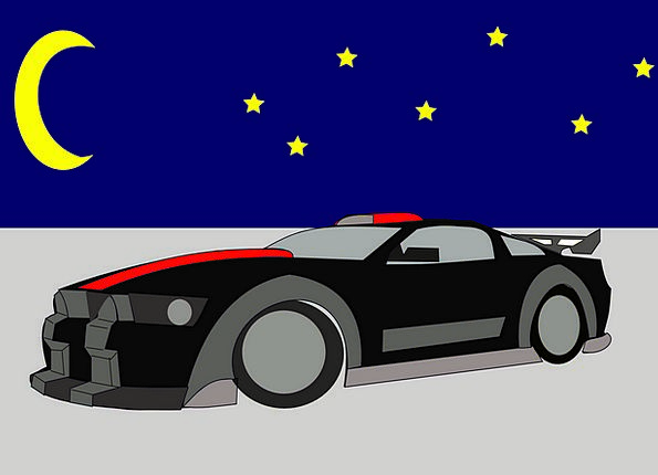 Sports Car Traffic Transportation Car Carriage Spo