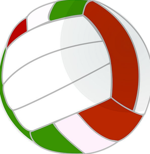 Volleyball Torrent Ball Sphere Volley Sport Divers