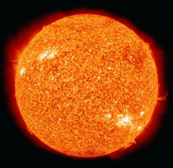 Sun Meteor Solar Flare Fireball Aviation Sunlight