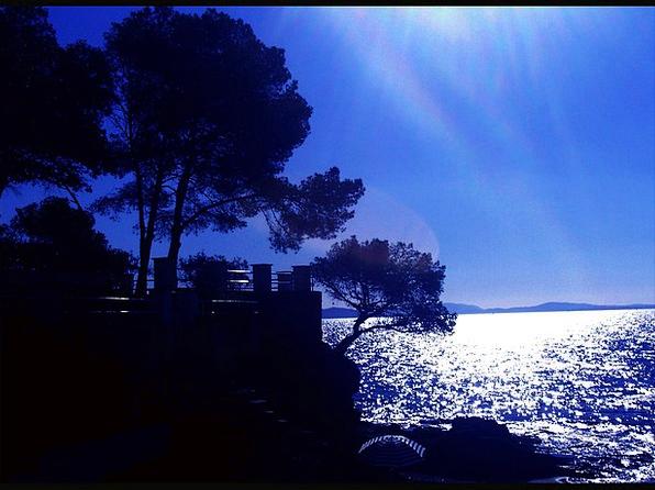 Sunset Sundown Vacation Travel Sea Marine Sun Land