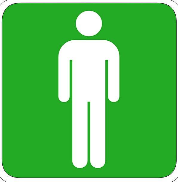 Man Gentleman Lavatory Gentlemen Noblemen Toilet I