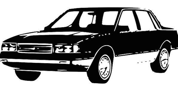 Chevrolet Traffic Transportation Sedan Auto Black