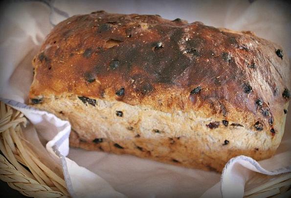 Fruit Loaf Cash Loaf Loiter Bread Baked Delicious