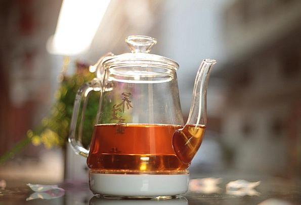 Tea Drink Glass Jug Black Tea