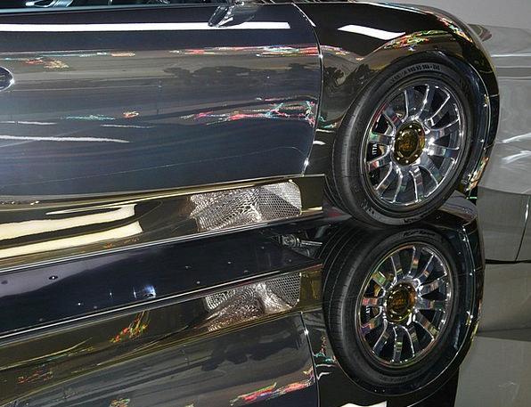 Wheels And Tires Car Car Rim Auto Rim Edge Chrome
