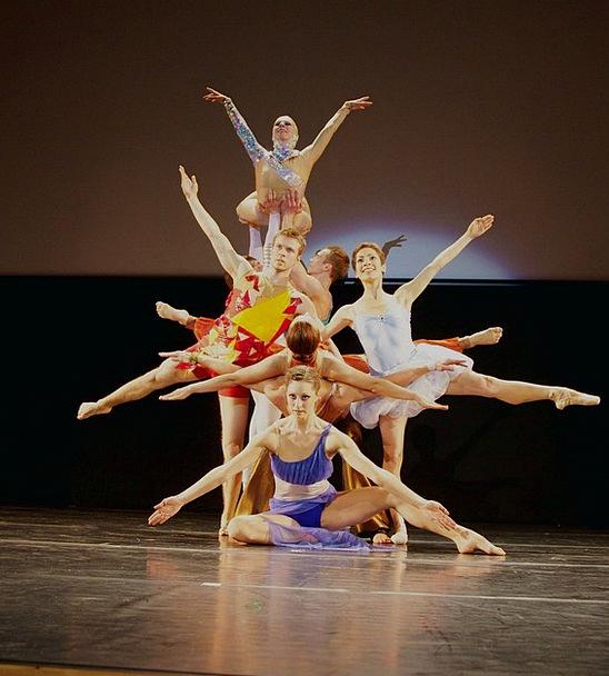 Ballet Dance Dancers Ballerinas Russian Entertainm
