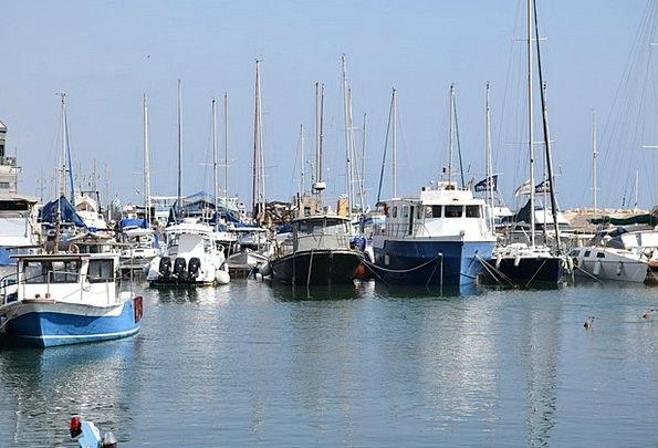 Boats Ships Finance Business Jaffa Harbor Sail Boa