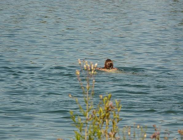 See Understand Dip Swimmer Bather Swim Summer Stra