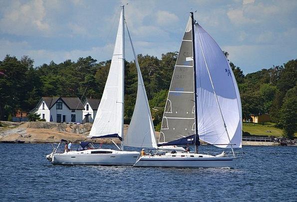 Sail Boat Marine Norway Sea