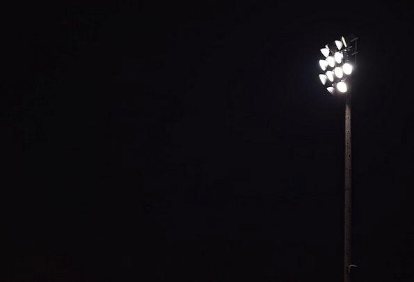 Stadium Illuminations Sport Diversion Lights Dark
