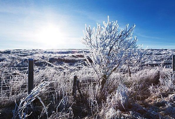Blue Azure Landscapes Emotionless Nature Freeze Re
