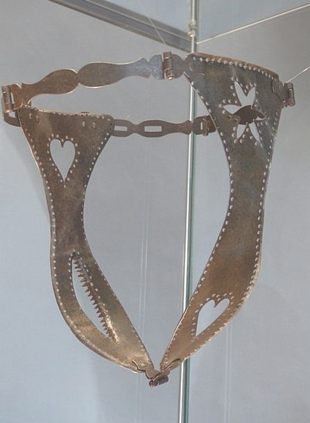 Chastity Belt Fashion Beauty Instrument Of Torture