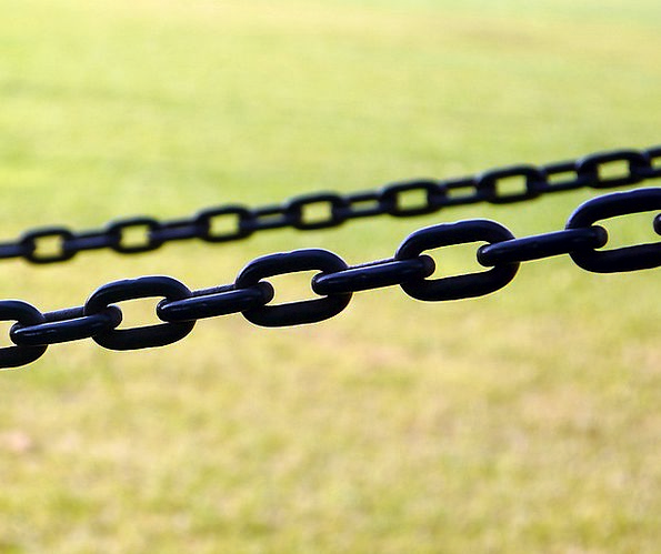 Chain Cable Connection Chain Link Link Metal Metal