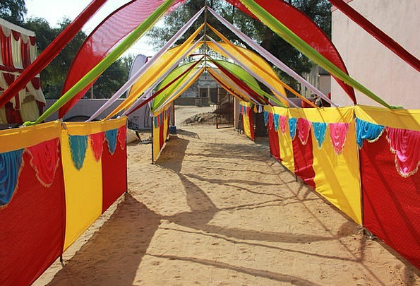 decoration village Village, Community, Nuptial, Decoration, Beautification, Marriage  decoration village