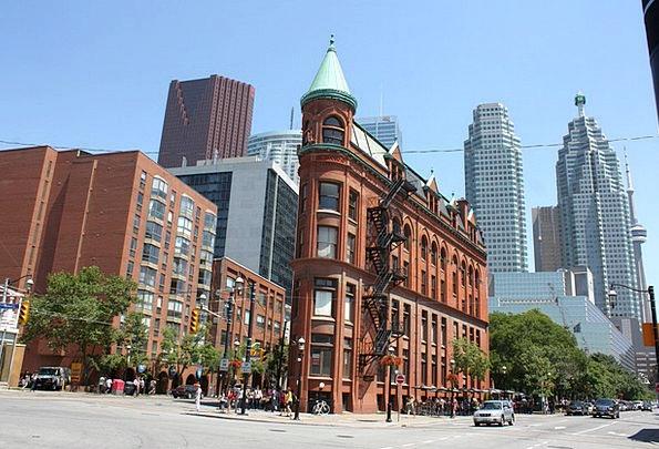 Toronto Buildings Architecture Ontario Canada Arch