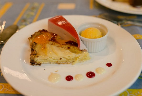 Tarte Bar Dessert Pudding Cake