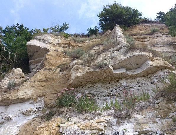 Cliff Precipice Landscapes Mineral Nature Structur