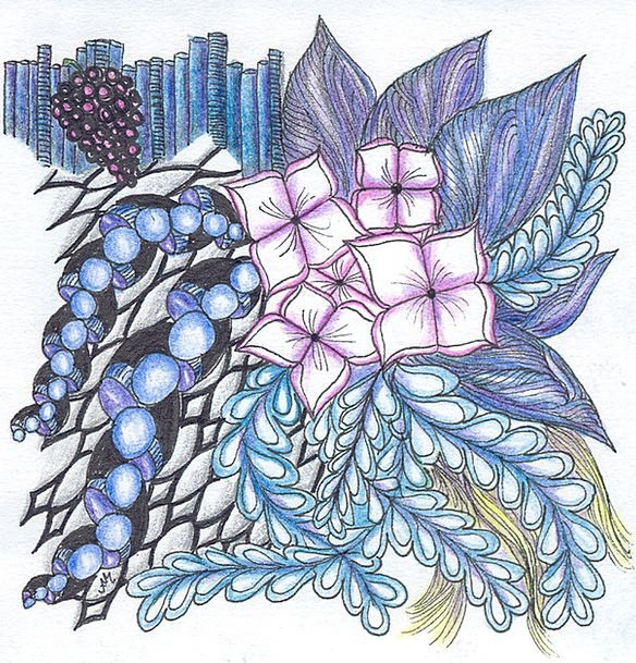 Zentangle Textures Mass Backgrounds Drawing Sketch