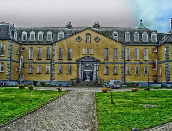 Dublin Buildings Architecture Hospital Infirmary I