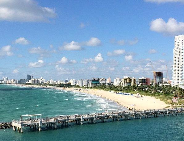 Miami Vacation Travel Florida Miami Beach Recovery