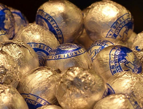 Mozartkugeln Sweets Sweetness Sugariness Chocolate