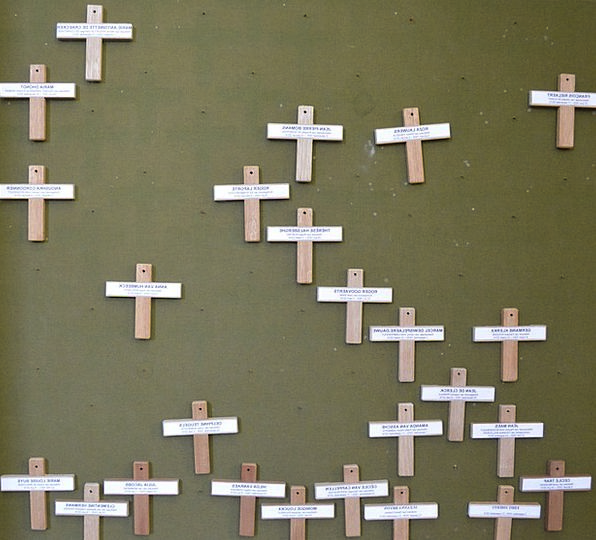 Cross Irritated All Souls ' Day Deceased Persons D