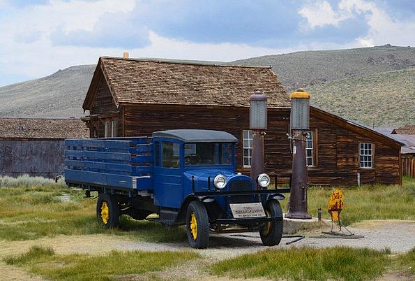 Ghost Town Traffic Transportation Rustic Rural Bod