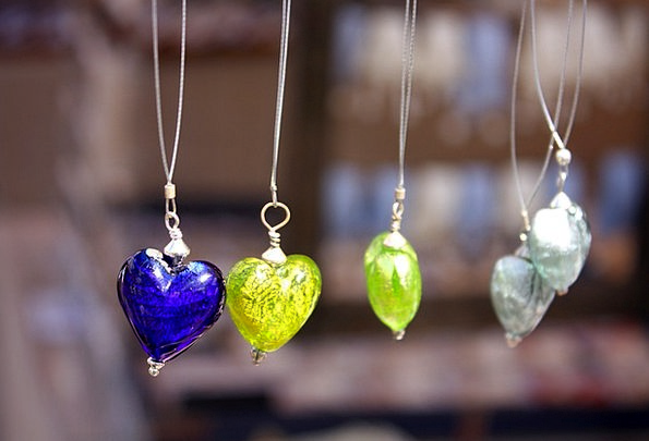 Hearts Emotions Market Marketplace Jewellery Speci