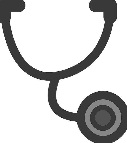 Stethoscope Medical Medic Health Tool Instrument D