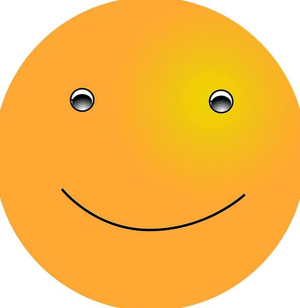 Smiley Face Expression Look Emoticon Free Vector G