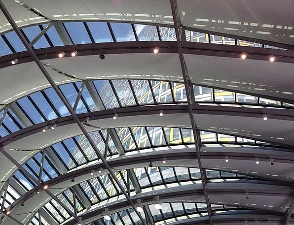 Adac Buildings Architecture Entrance Hall Lobby Mu
