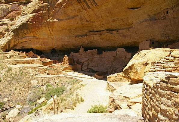 Mesa Verde Monuments Places Archeology Mesa Verde