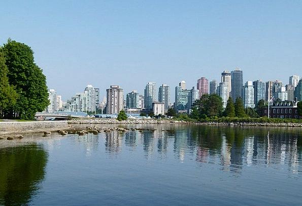 Vancouver Buildings Horizon Architecture Buildings