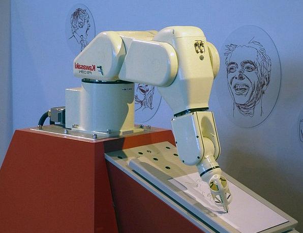 Robot Automaton Communication Computer Robotics Au