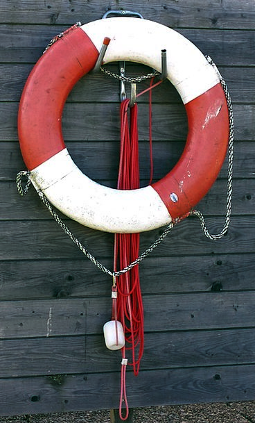 Lifebelt Lifebuoy Release Emergency Spare Rescue R