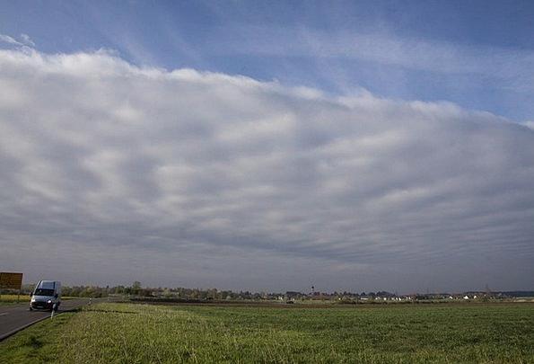 Clouds Vapors Traffic Transportation Nice Weather
