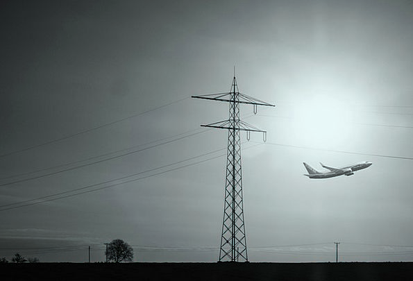 Aircraft Airplane Landscapes Twitch Nature Take Of