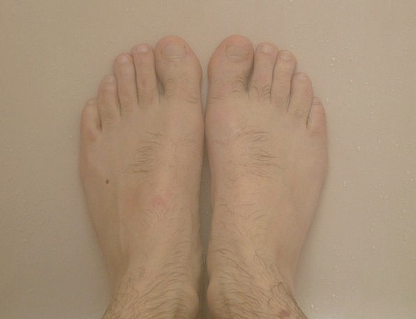 Feet Bases Evil Part Of The Body Bad Washing Up Te