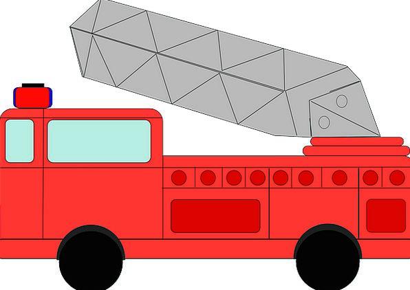 Firetruck Traffic Passion Transportation Truck Car