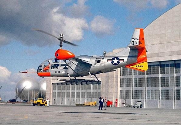 Bell Xv 3 Aircraft Airplane Tilt Rotor Vtol Aircra