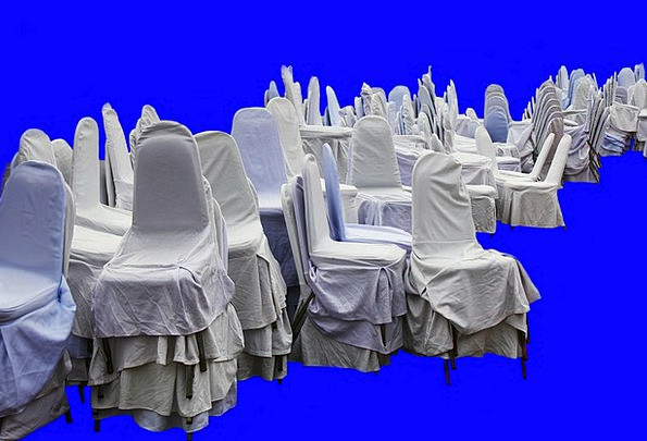 Chairs Seats Buildings Azure Architecture White Sn