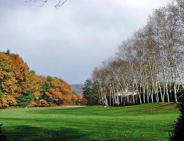 Saint-Gaudens Landscapes Nature Fall Reduction New