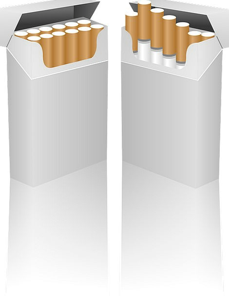 Cigarettes Roll-ups Sieve Fags Nuisances Filter Fr