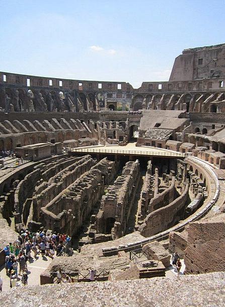 Colloseum Buildings Architecture Italy Rome Antiqu