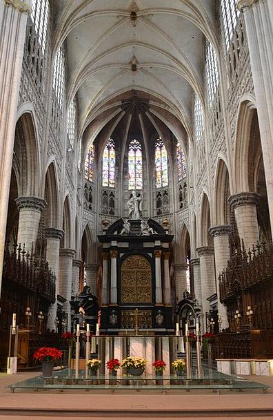 Church Ecclesiastical Arches Faith Confidence Vaul