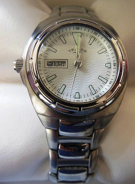 Watch Timepiece Pointers Time Period Hands Wrist W