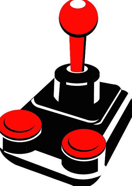Joystick Stick Communication Definitive Computer A